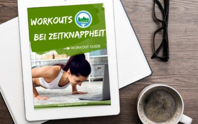 Workouts bei Zeitknappheit
